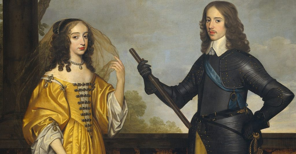 43 Forceful Facts About William and Mary, The First Modern Power Couple