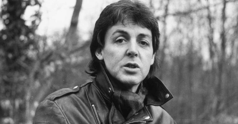 Paul McCartney Facts