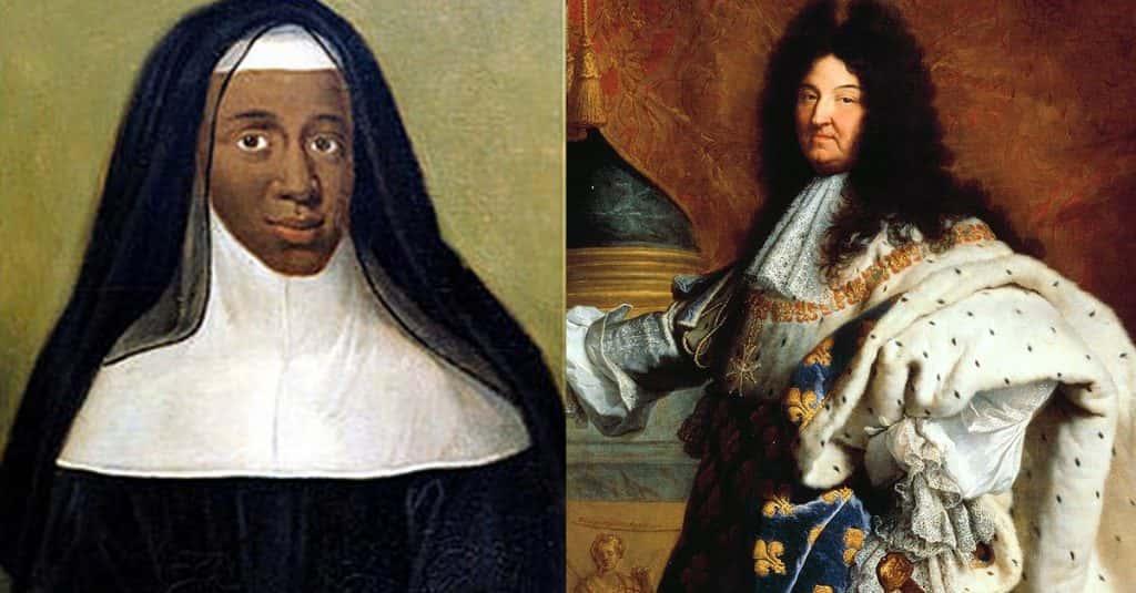 Unveiling The Black Nun Of Moret, France's Royal Secret
