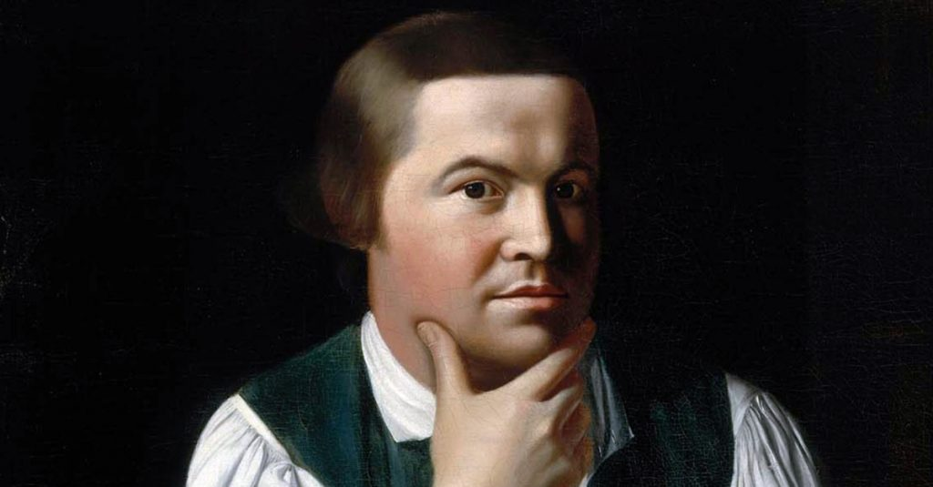 41 Adventurous Facts About Paul Revere, Hero Of The Revolution