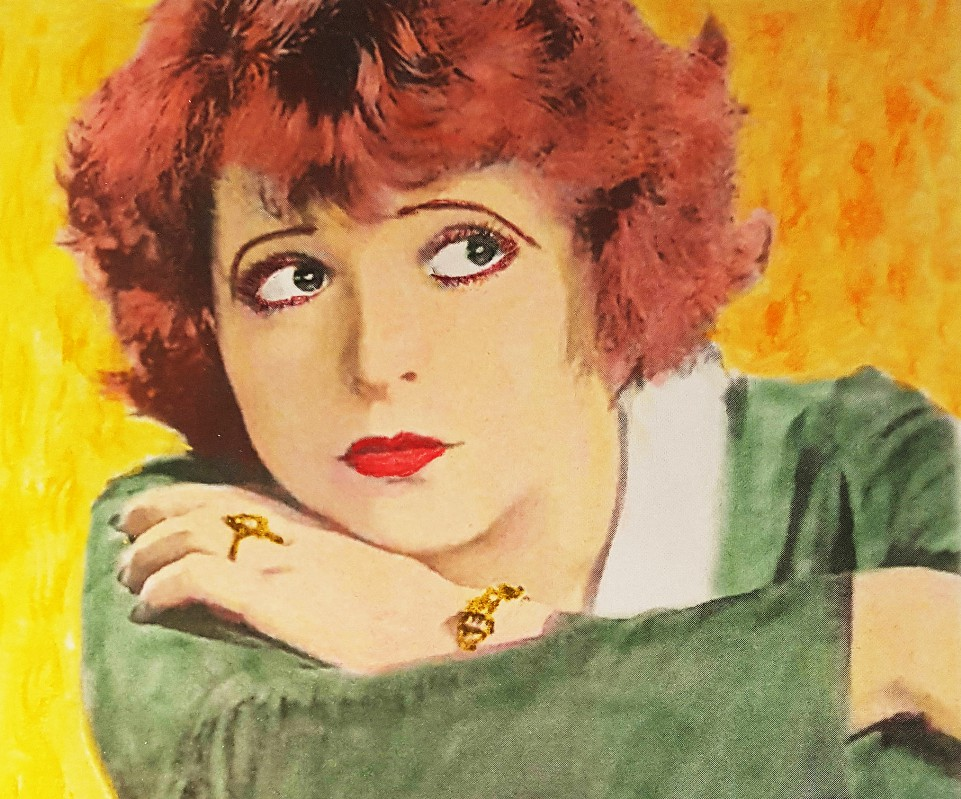 Clara Bow Facts
