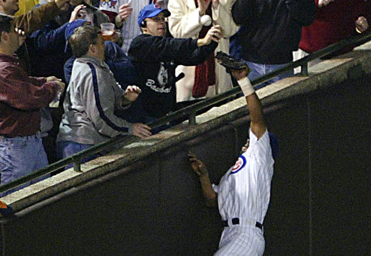 The Steve Bartman Incident Editorial