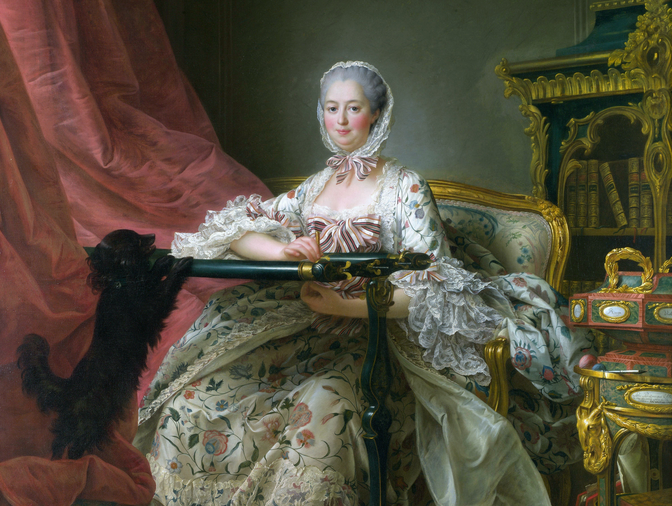 Madame de Pompadour Facts