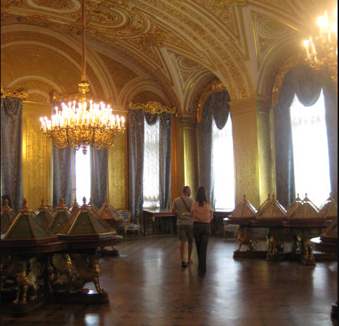 Russia's Winter Palace Facts