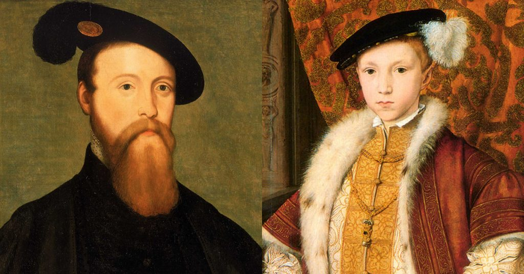42 Diabolical Facts About Thomas Seymour, Henry VIII's Scheming Courtier