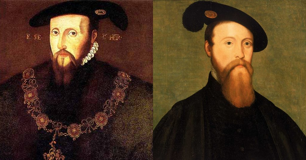 The Seymour Brothers: The Messiest Family In The Tudor Court