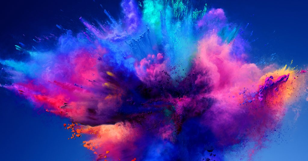 Pantone, Klein Blue, And Vantablack: The Bizarre And Tempestuous World of Color & Copyright