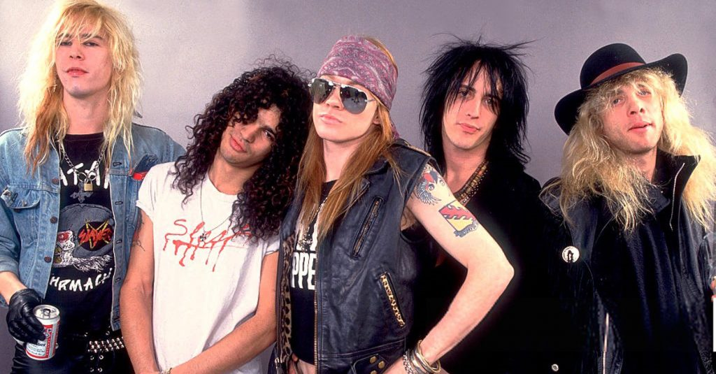 42 Sweet Facts About Guns N' Roses