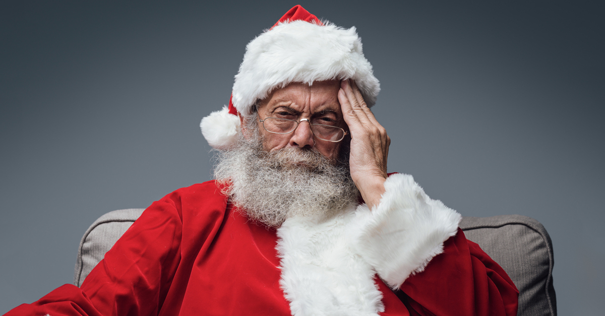 People Share Their Most Interesting Mall Santa Experiences