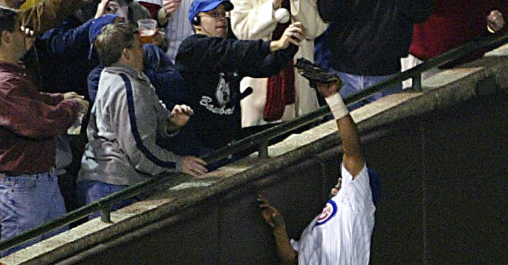 From This Bottom Of This Cubs Fan's Broken Heart: The Goat and Steve Bartman
