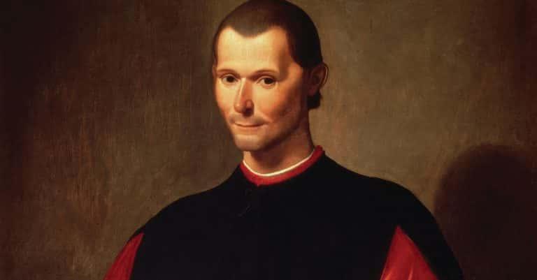 Niccolo Machiavelli Facts