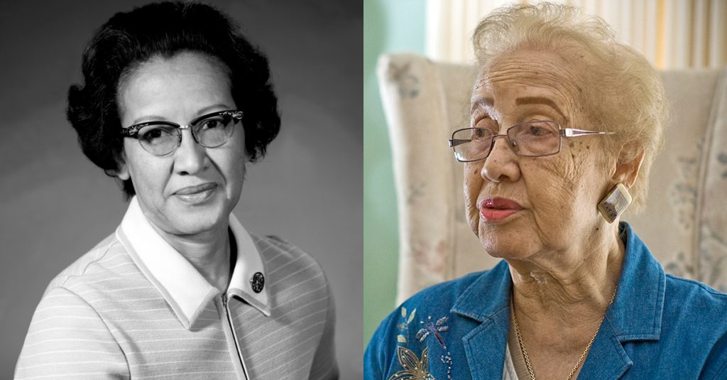 The Cosmic Life of Katherine Johnson, One of NASA's Hidden Figures