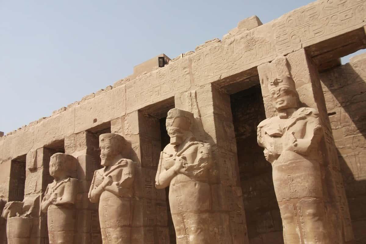 Egyptian Pharaohs Quiz