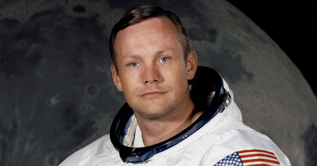 Interesting Facts About Neil Armstrong, The First Man On The Moon