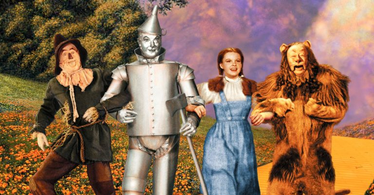 Wizard of Oz Quiz