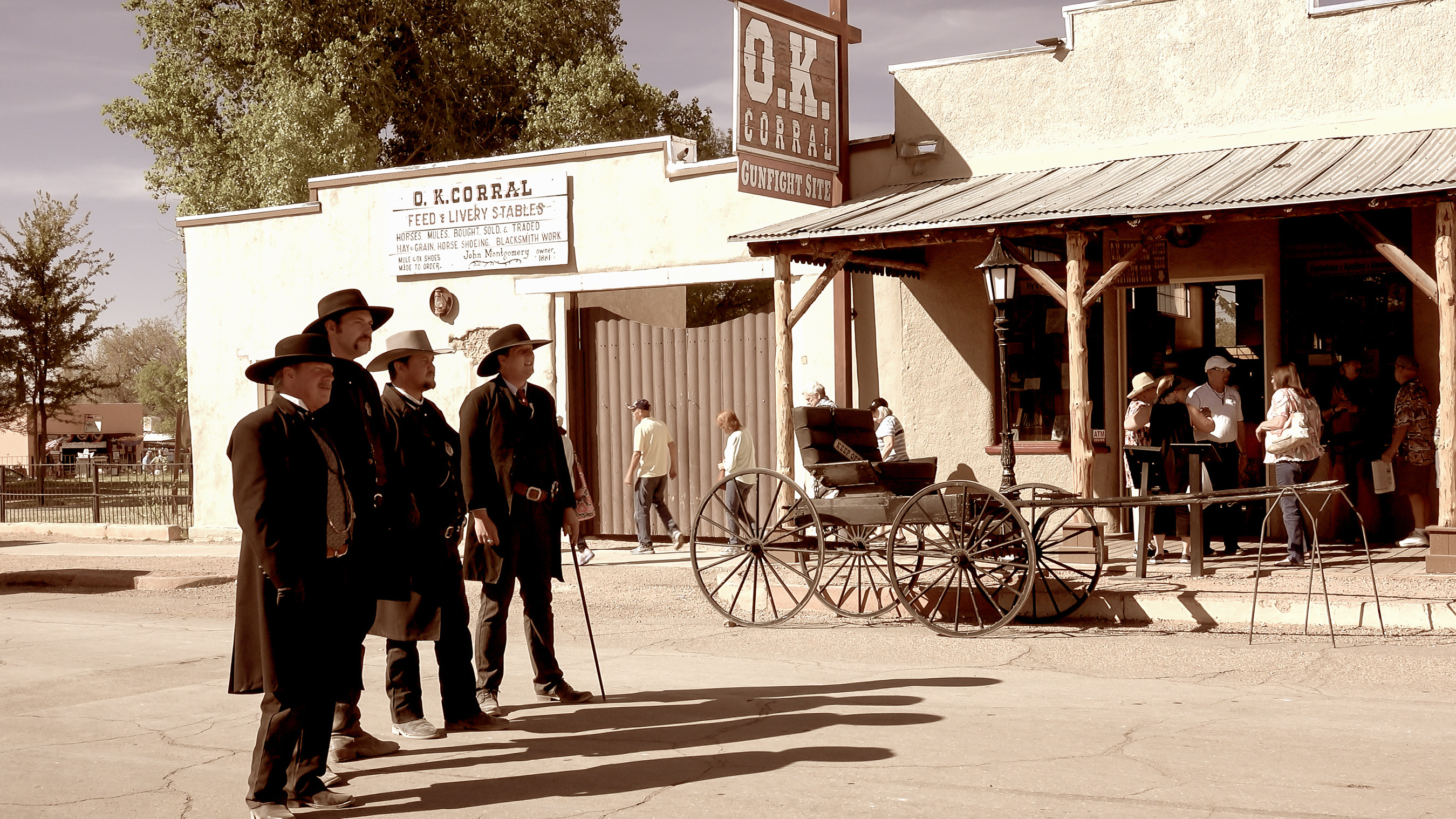 Wyatt Earp facts