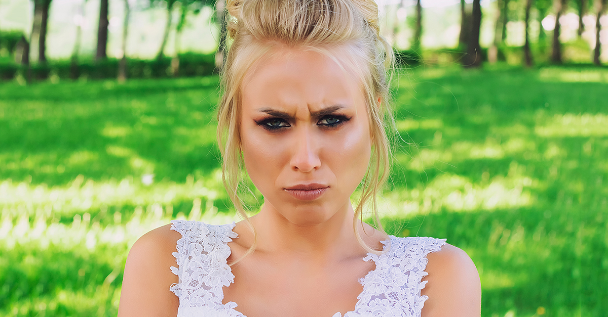 Bride Ruined Wedding