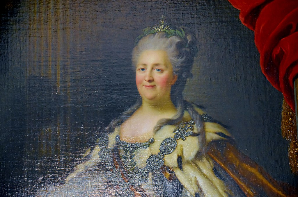 Catherine The Great Quiz