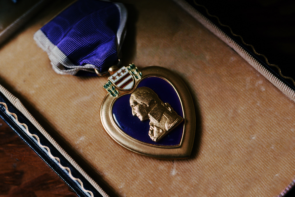 Purple Heart facts