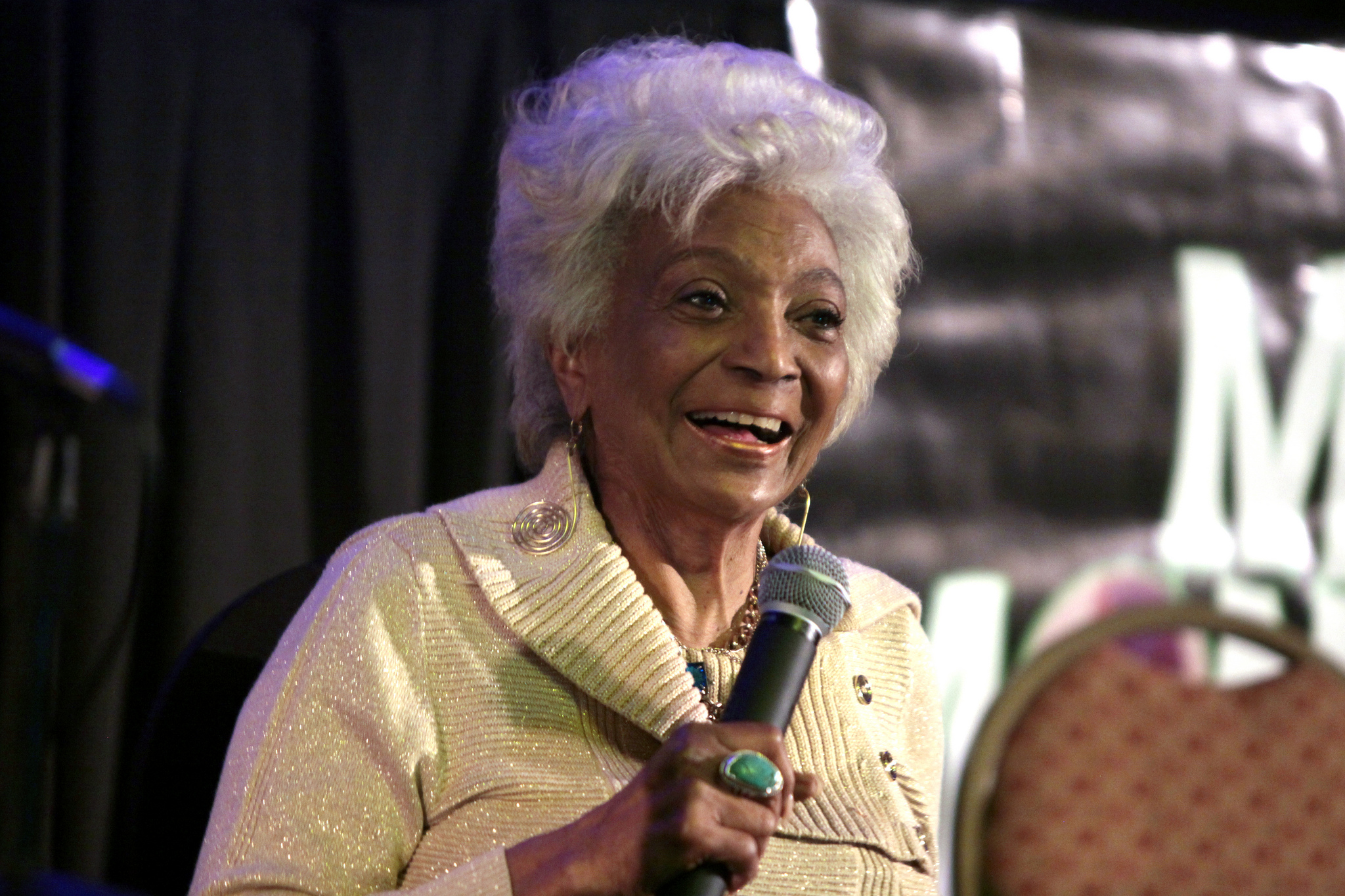 Nichelle Nichols facts