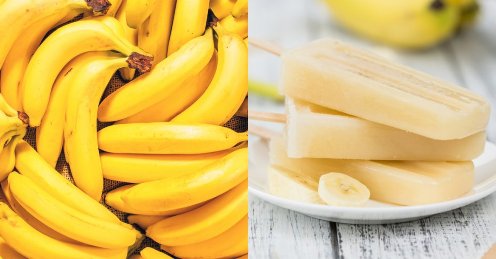 Why Don't Banana Popsicles Taste Like Bananas?
