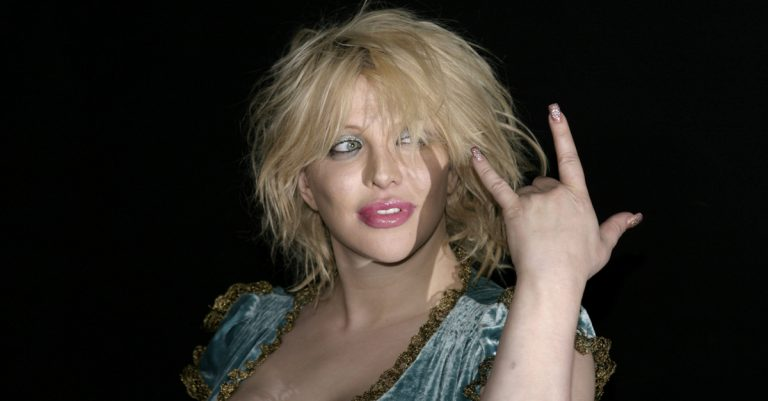 Courtney Love Facts