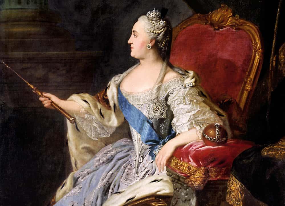 Catherine The Great Quiz