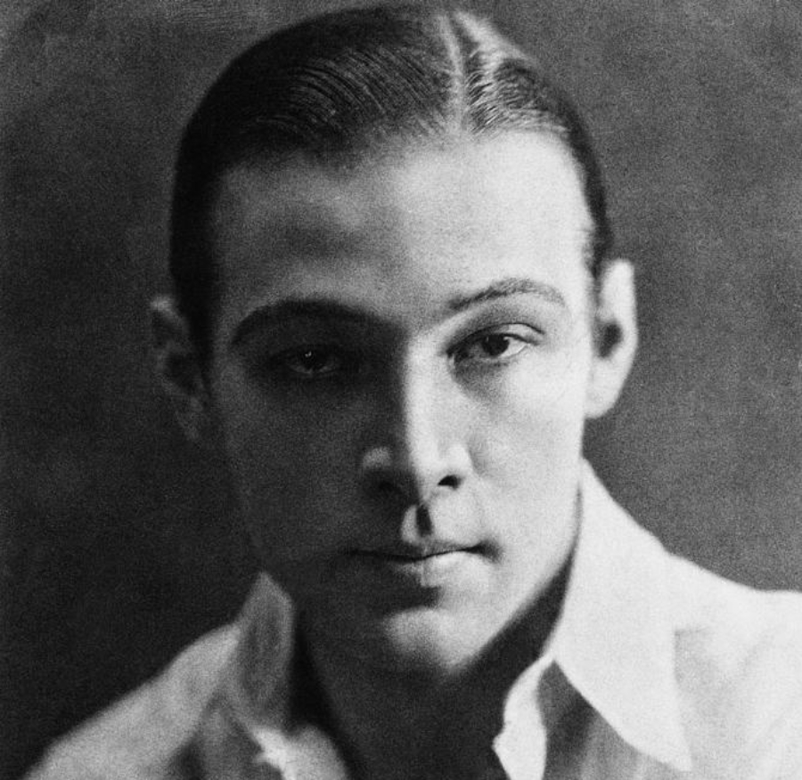 Rudolph Valentino facts