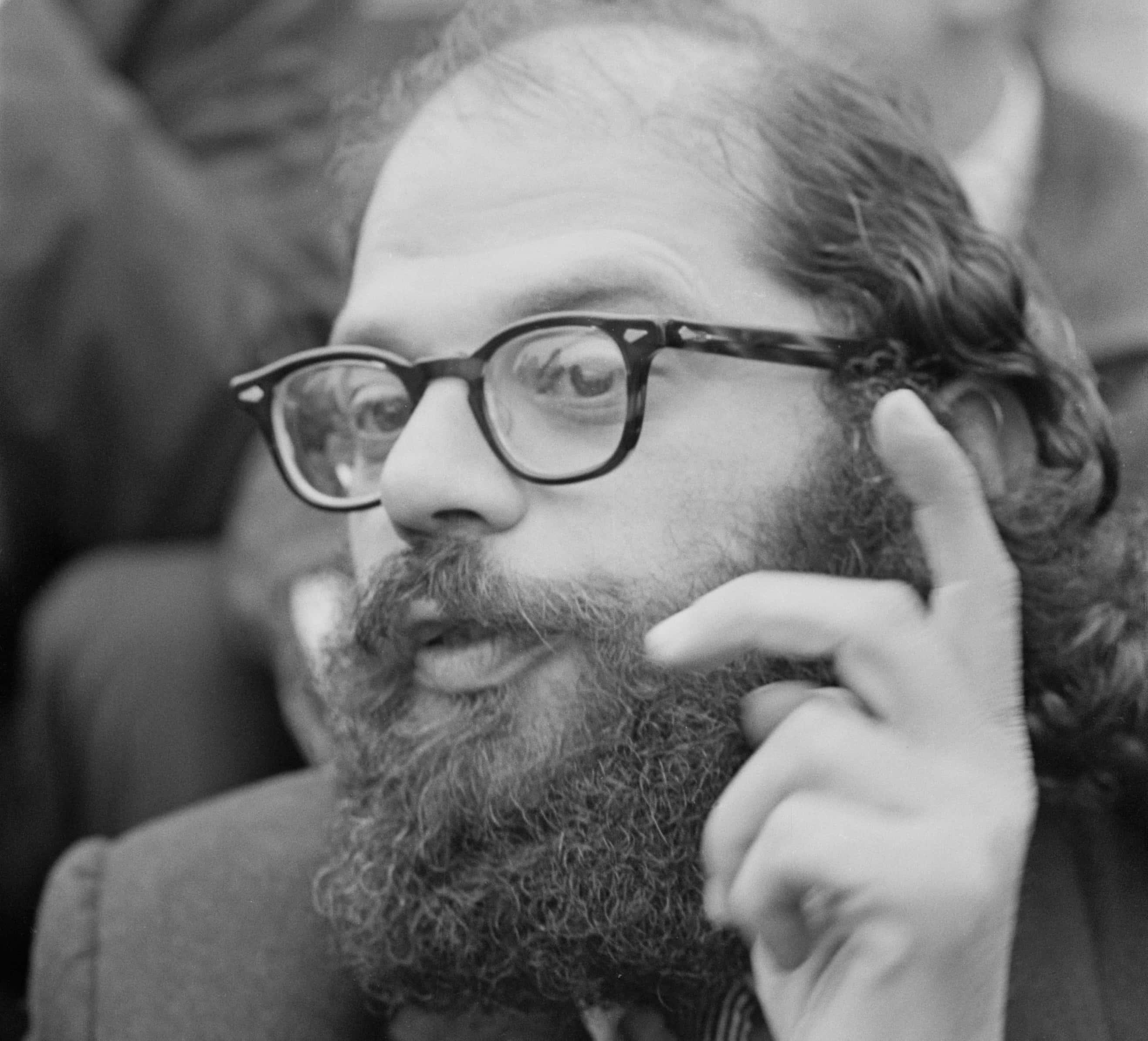 Allen Ginsberg facts