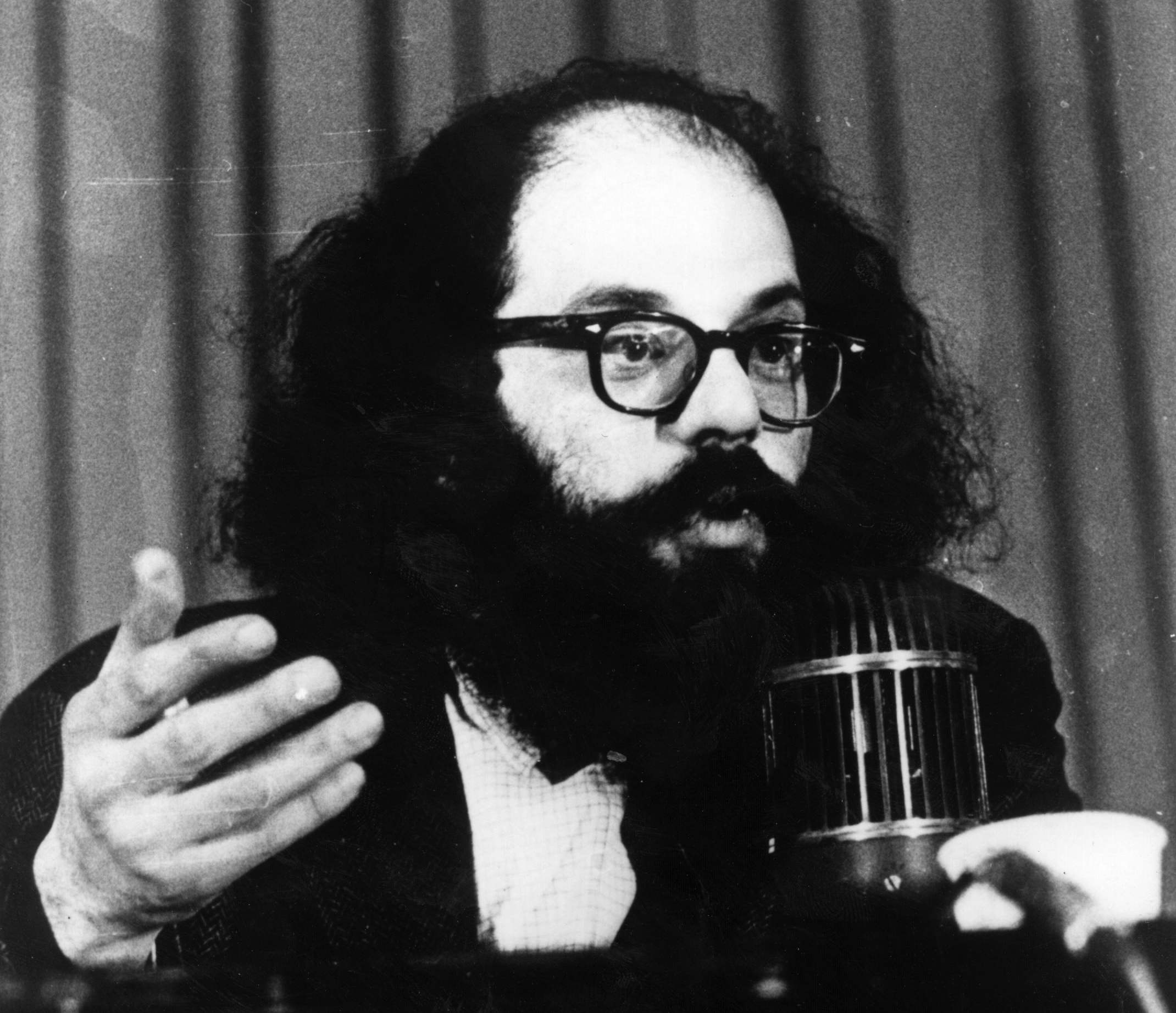 Allen Ginsberg facts