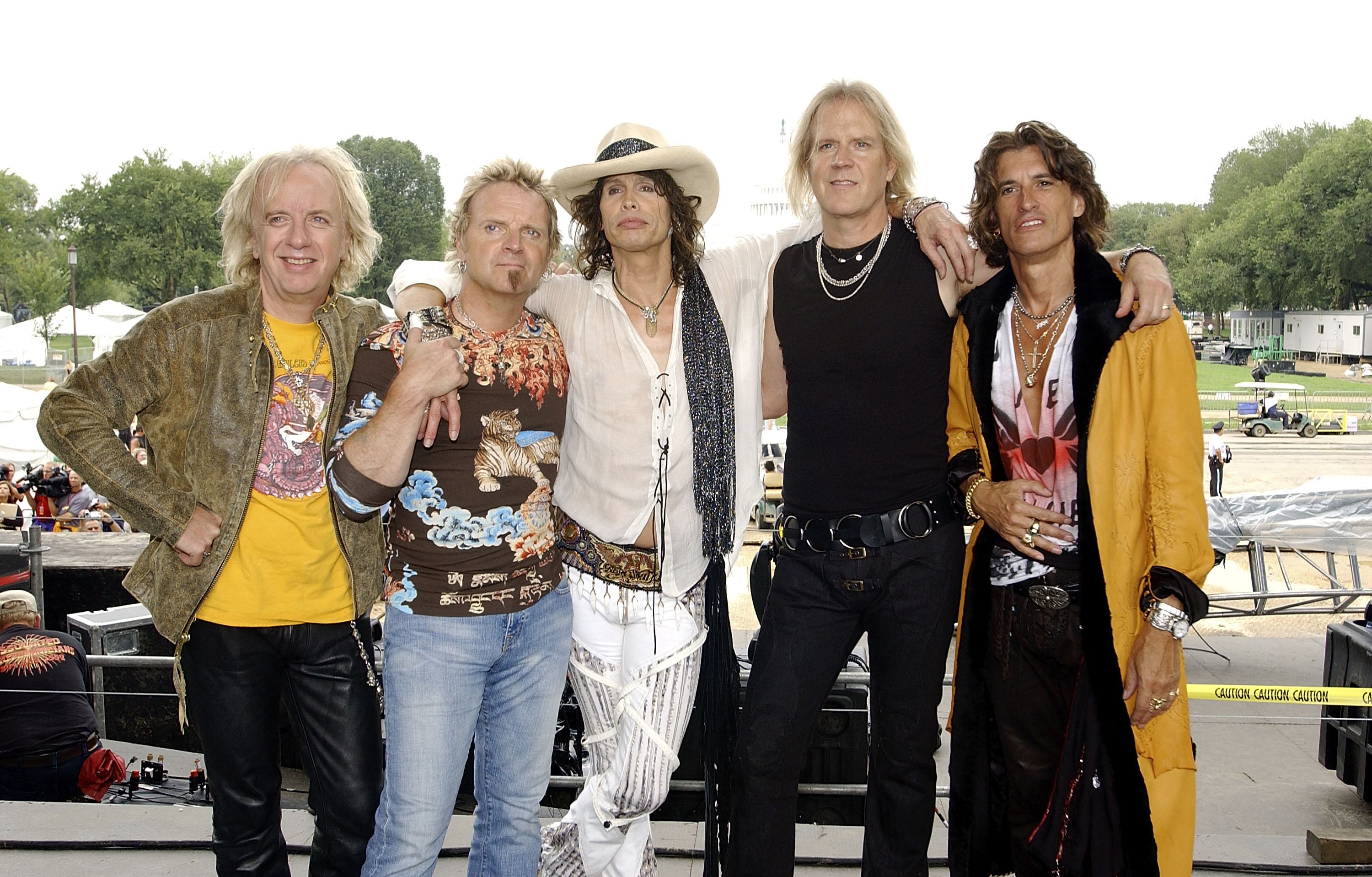 Aerosmith Facts