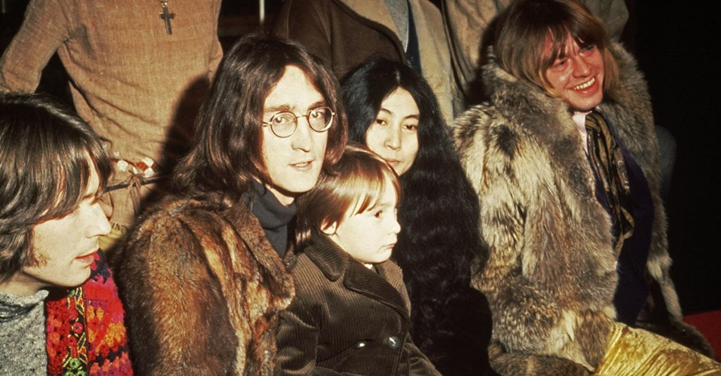 45 Wild Facts About The Children Of Rock Stars