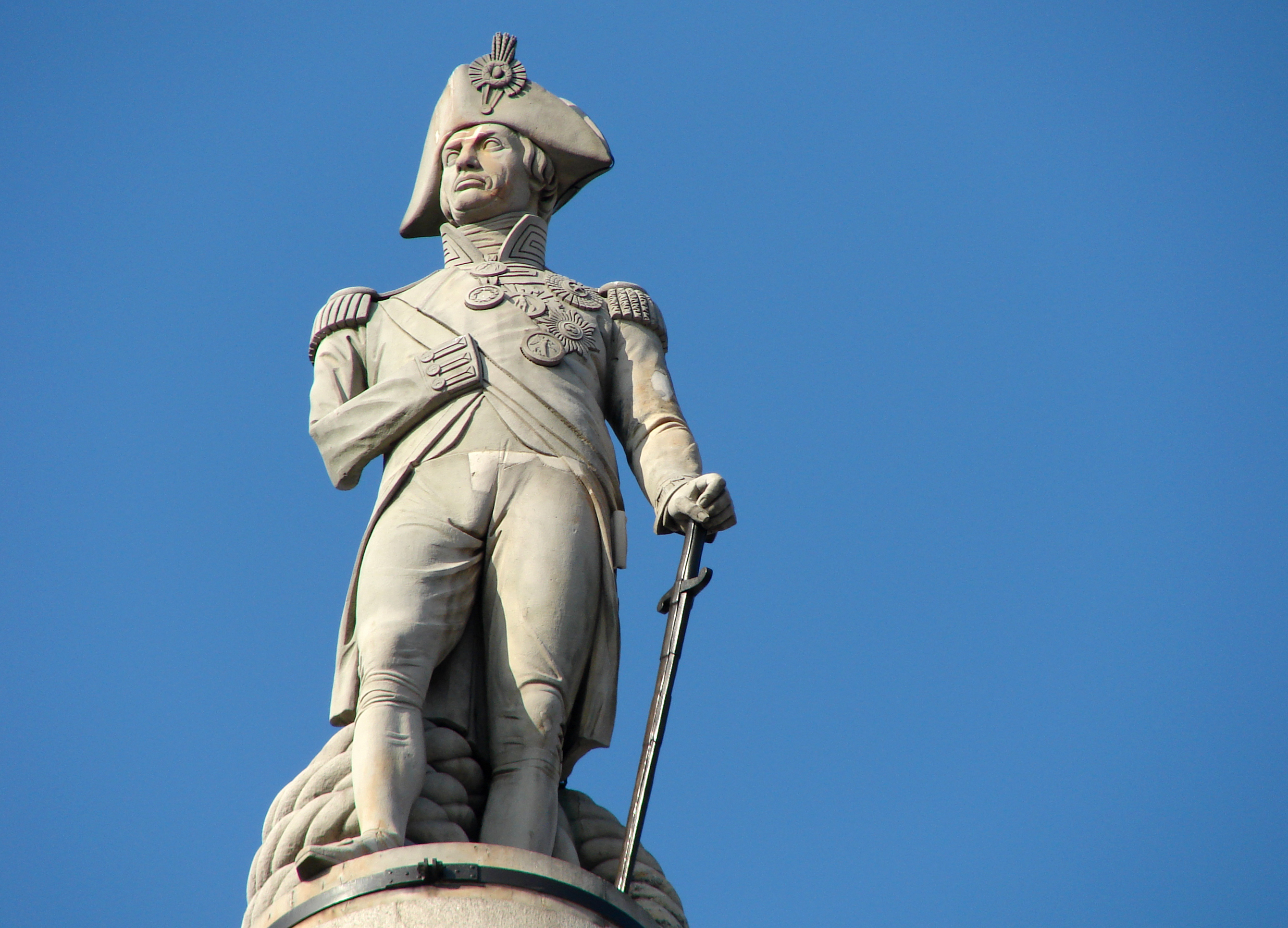 Horatio Nelson facts