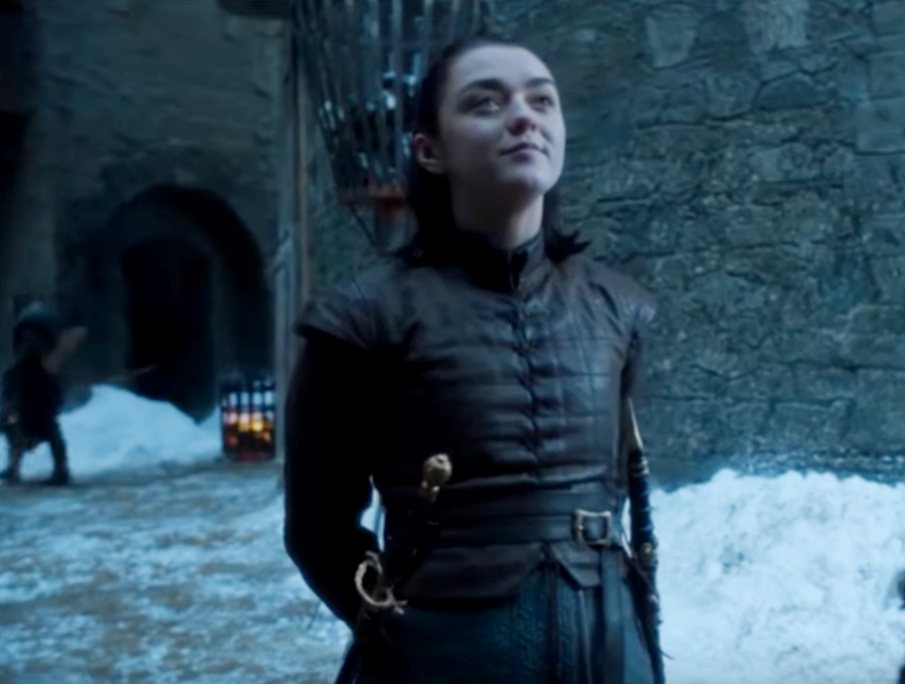 Arya Stark quiz