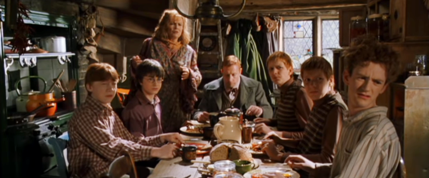 Wizarding families facts
