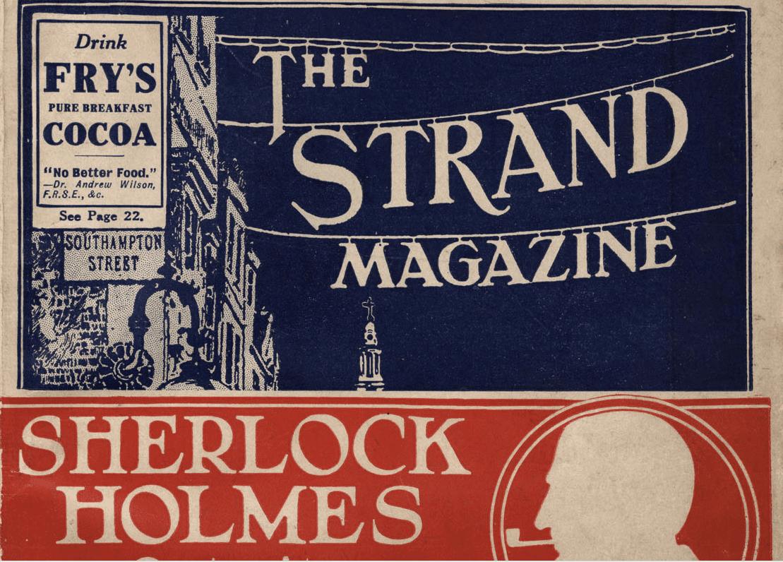 Sherlock Holmes Facts