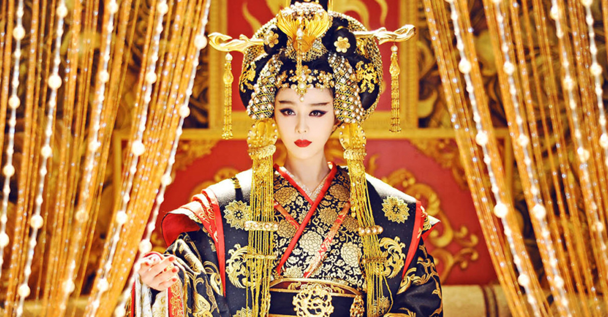 It's Lonely At The Top: The Forgotten History Of Wu Zetian