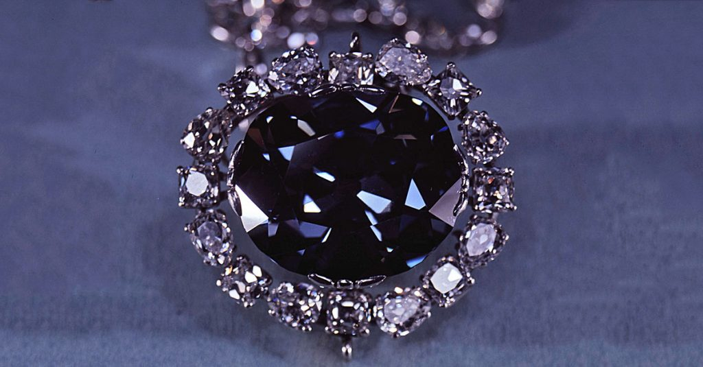 The (In)Famous Life Of The Hope Diamond