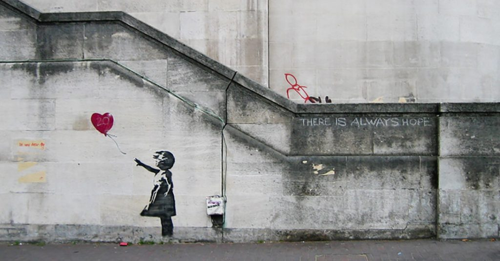42 Cryptic Facts About Banksy, The Mysterious Street Artist