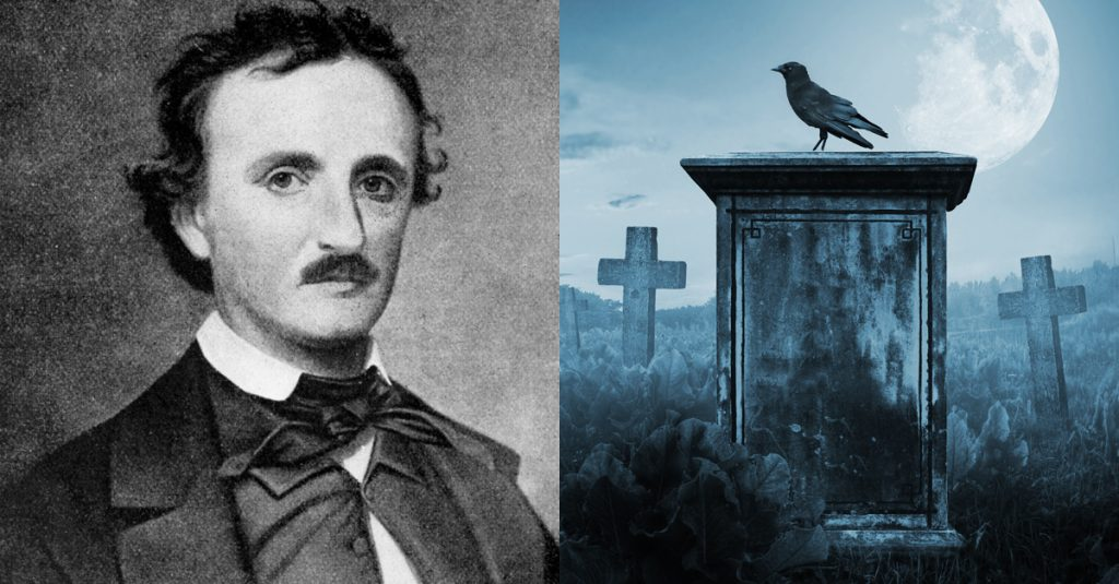 Never More: The Mysterious Death of Edgar Allan Poe