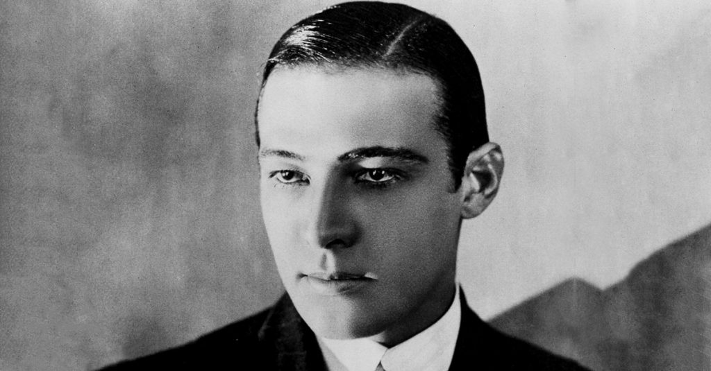 Irresistible Facts About Rudolph Valentino, Hollywood's First Heartthrob