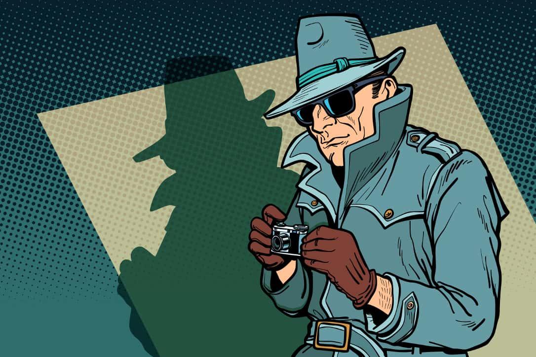 Espionage quiz