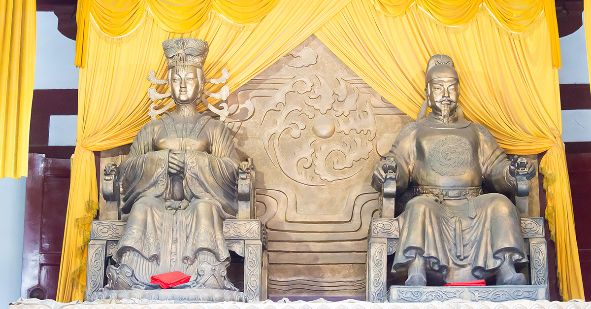 The Forgotten History Of Wu Zetian