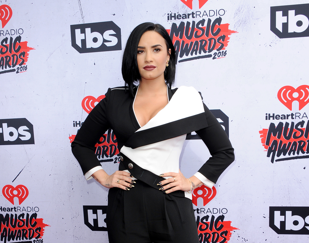 Kim Kardashian Demi Lovato Story