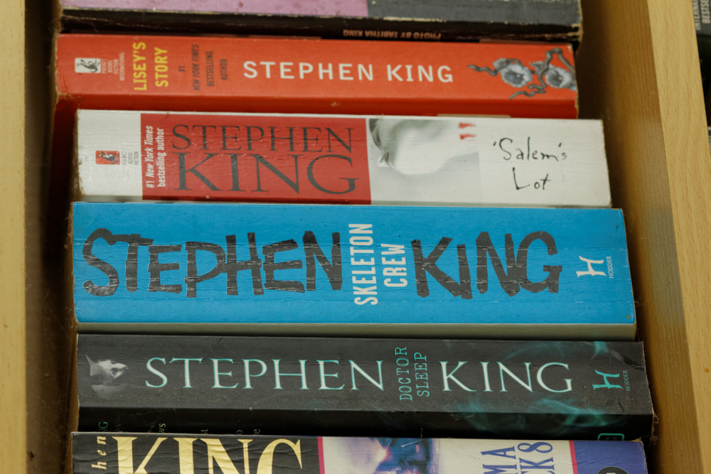 Stephen King Quiz