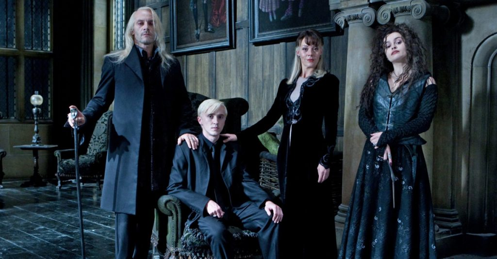 43 Scandalous Facts About The Wizarding Families Of Harry Potter