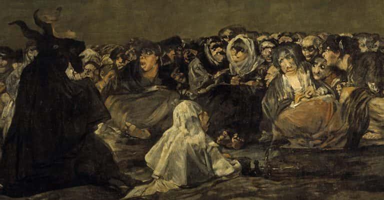 Francisco Goya's Black Paintings