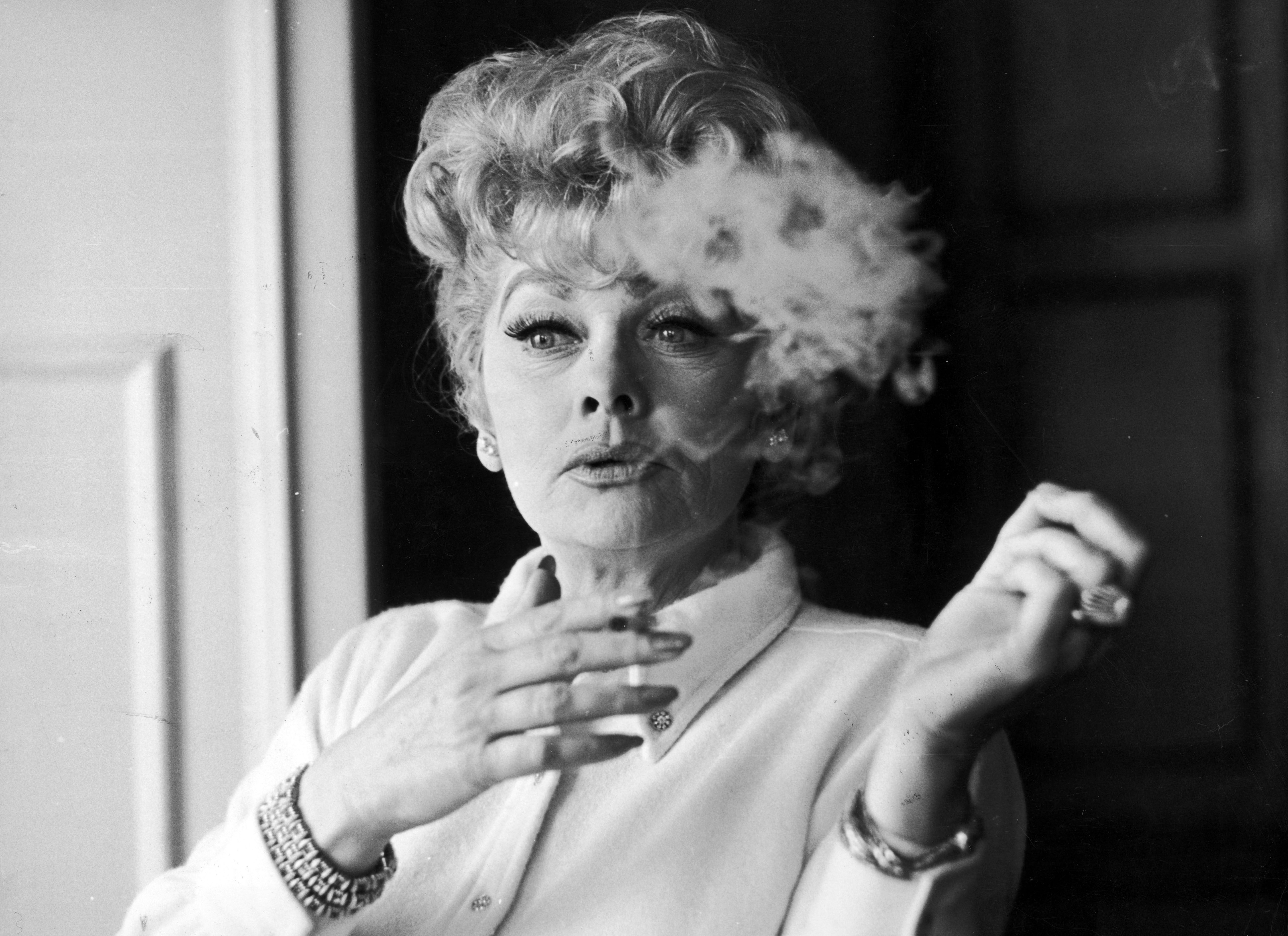 Lucille Ball facts