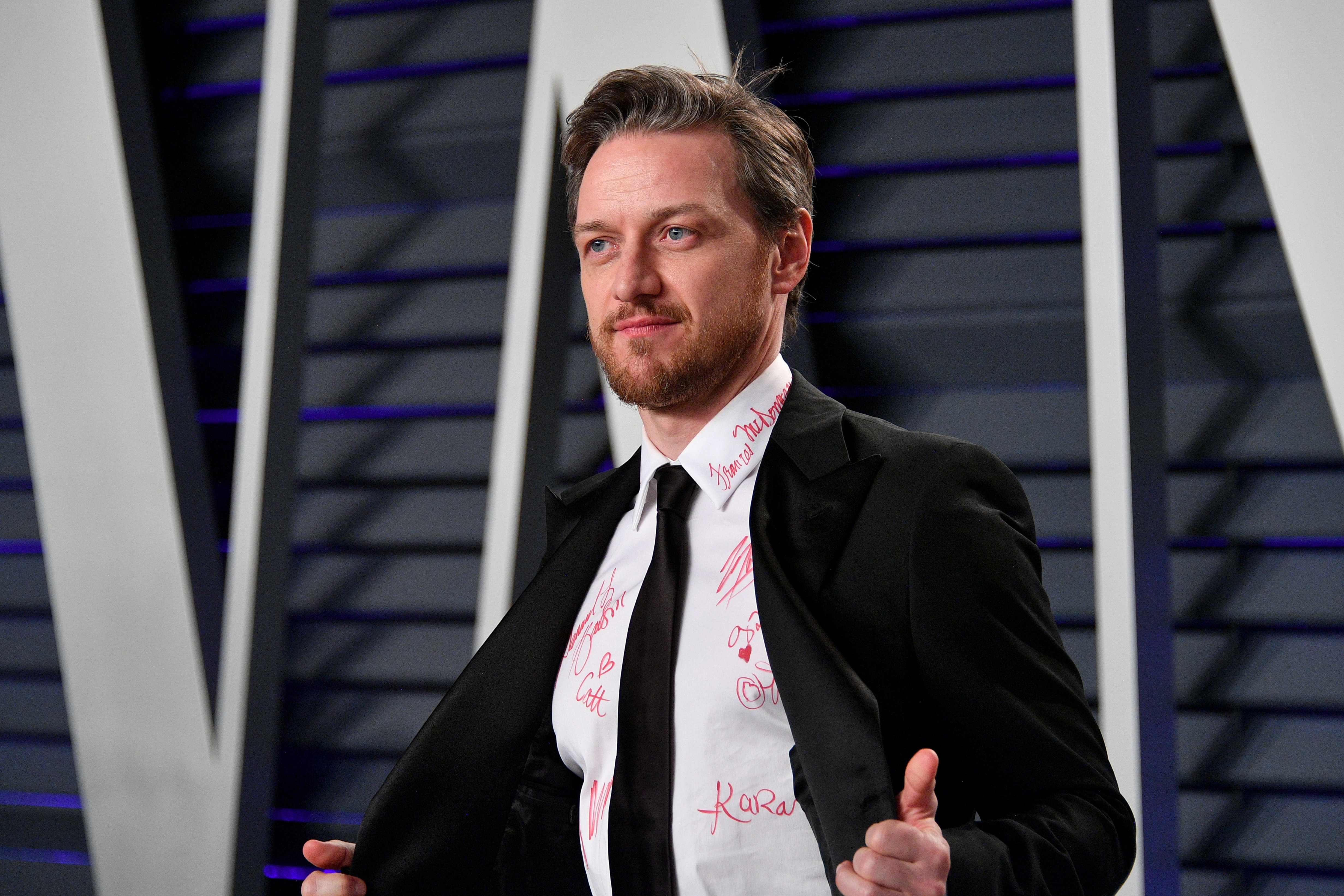 James McAvoy facts