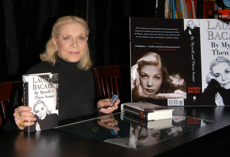 Lauren Bacall facts